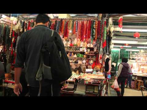 Hong Kong Unpolished