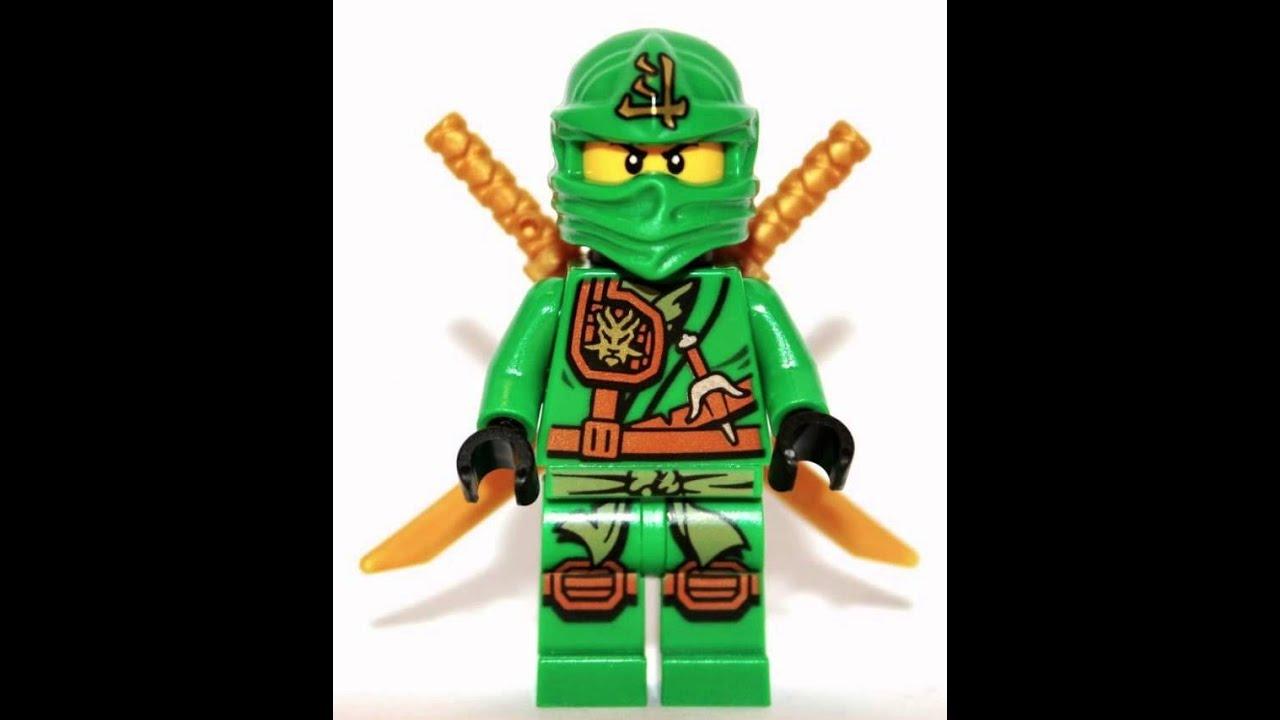Ninjago lloyd 2015 summer theory youtube - Ninja vert lego ...