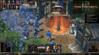 SpellForce 3 Beta Gameplay - Campaign Overview