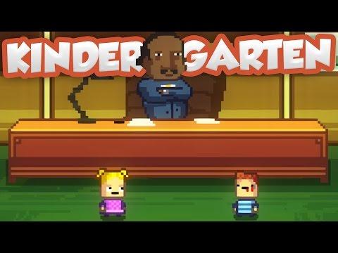 Kindergarten - Killing & Suspending My Whole Class!? - The Principal - Kindergarten Gameplay part 2