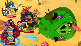 Angry Birds Epic #2 - Event FOR THE PIRATE KING!