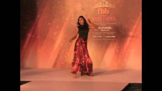 fbb Miss Talented - Miss India Delhi 2016
