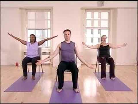 stronger seniors yoga breathe and mediation  youtube