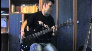 The Misfits-Dig Up Her Bones BASS COVER