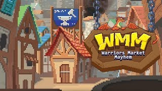 Warriors' Market Mayhem VIP Gameplay | Android Role Playing Game screenshot 1