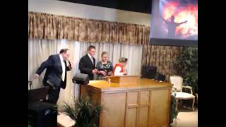 Sunday Service June 14th 2015 at Heartland Of Pentecost in Clarksville Tennessee