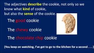 Modifiers - About Adjectives & Adverbs