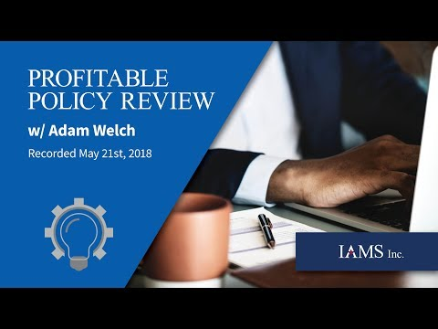 Profitable Policy Review