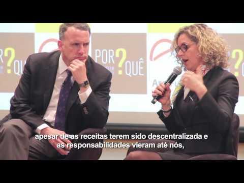 Debate - Edward Glaeser e Ana Carla Abrão, com mediação de Sérgio Lazzarini