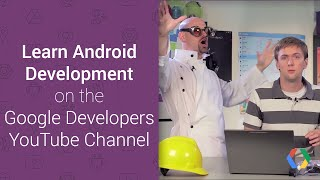 Learn Android development at your own pace