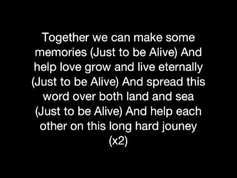 The Green - Alive - Lyrics