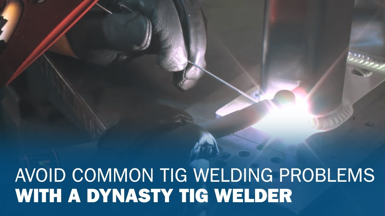Miller Mig Welder For Sale >> Avoid Common TIG Welding Problems with a Dynasty TIG ...