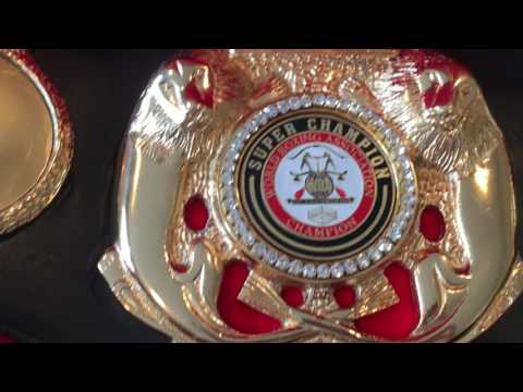 WBA Super Champion Lion Belt