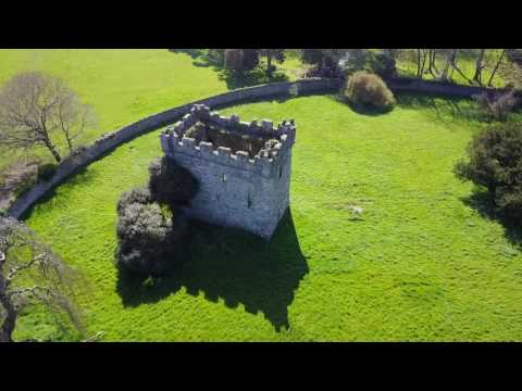 Castles of County Wicklow