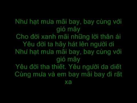 Mưa và em ( lyric ) by Bằng Kiều