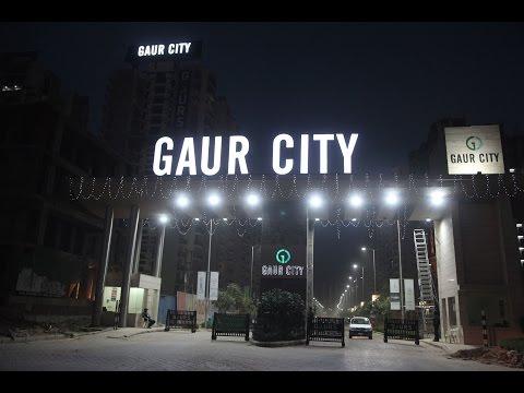 Gaur City Township Greater Noida-West (Noida Extension)