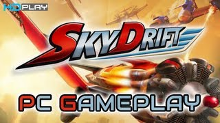 SkyDrift - Gameplay PC | HD