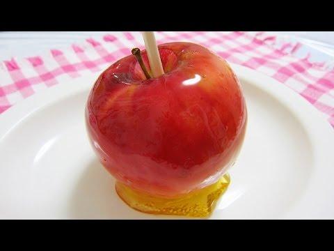 りんご飴 Candy apple