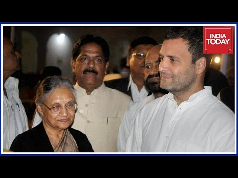 Sheila Dikshit Snubs Rahul Gandhi's Corporate Diary Claims