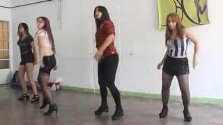 four ladies 4l 포엘 move 무브 t ara 티아라 sugar free 슈가프리 touchdance cover