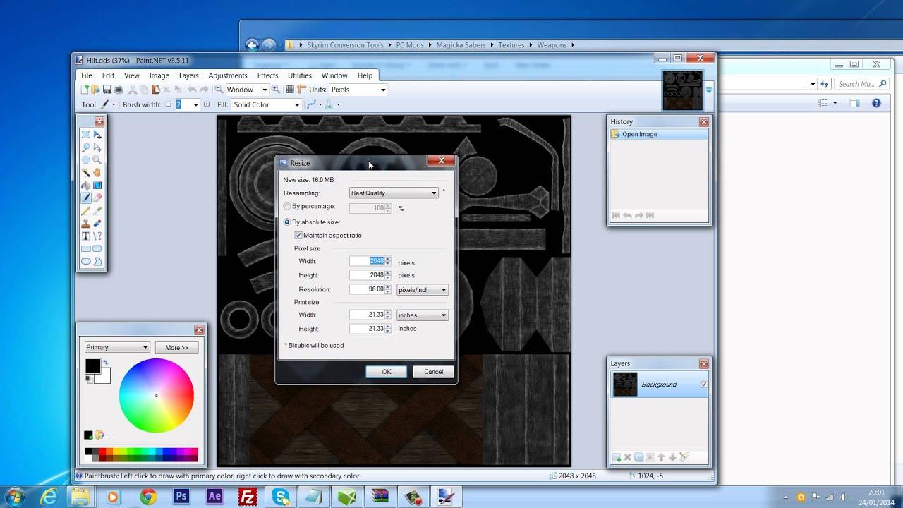 Part 3 Jtag Tutorials 25 Converting Skyrim PC Mods To Xbox 360 YouTube