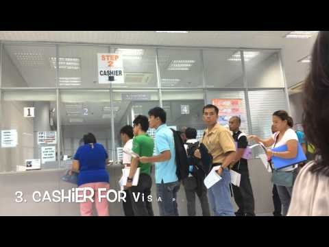 Philippine Port Renewal Process Dfa Aseana Pasay City Manila By Hourphilippines Com