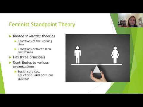Life and Work of a Feminist Theorist: Nancy Hartsock
