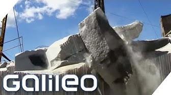 Woher kommt Granit? | Galileo | ProSieben