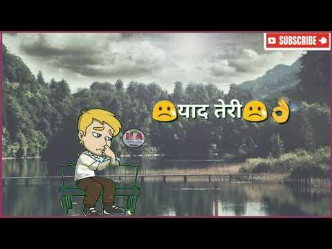 Sad Boys Special Status Emotional Mujhe Jeene Nahin Deti Hai Yad Teri #hearttouching WhatsApp Status
