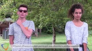 Chantier pédagogique REMPARTS - site des Fontaines Salées (89)