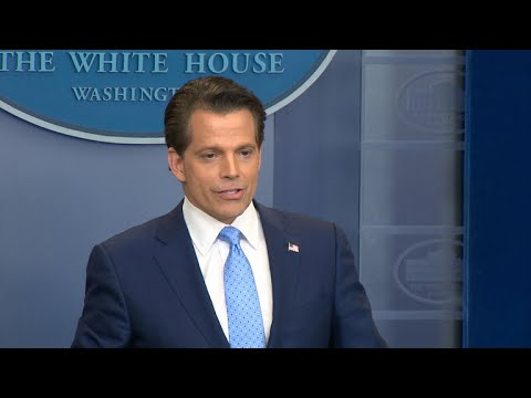 Who is new White House communications director Anthony Scaramucci?