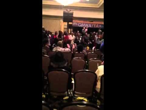 I found it all, in the word of God/GMWA 2015 James Cleveland Chorale