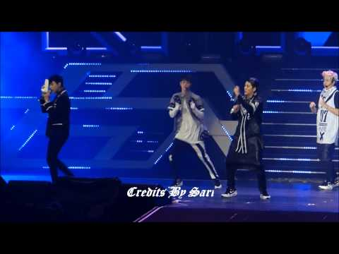 Girls Girls Girls @ 150131 GOT7 2015 Asia Tour Showcase in H.K