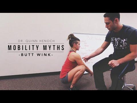 Mobility Myths with Dr. Quinn | Butt Wink | JTSstrength.com