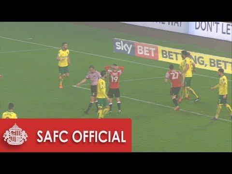 Highlights: SAFC V Norwich