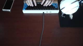 HHKB Pro 2 Type-S with Cherry Keycaps