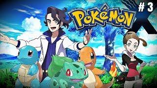 ALEXA I WIZYTA U PROF. SYCAMORE! (Zagrajmy w Pokemon X, odc. 3)
