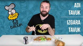 Adı Tavuk - Yemek Paket Servis İnceleme ve Yorumlar /Izgara tavuk - Sebzeli noodle - Coca Cola Fiyat