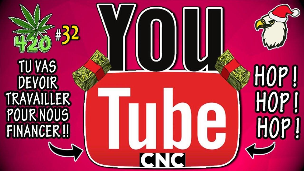 UN NOUVEL IMPÔT POUR PAYER LES YOUTUBERS !!! - 420