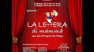 Arianovateatro - La Lettera Di Mammà (2014)