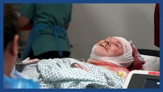 Knocked down, spat at and trampled on: another day in A&E | This is the NHS