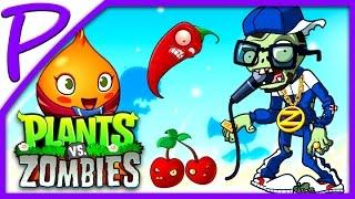Растения против зомби #9 (Plants vs zombies). Игра для Детей #РАЗВЛЕКАЙКА
