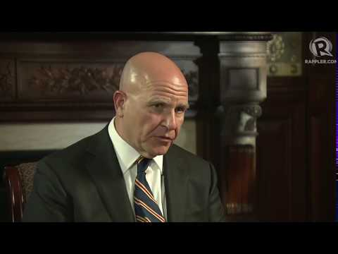 Interview with LtGen HR McMaster, National Security Adviser