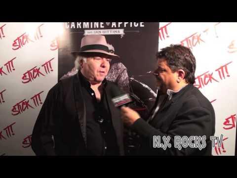 Gene Cornish Interview@The Cutting Room NYC