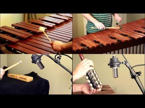 Sleigh Ride (Marimba Solo)   MattNickleMusic