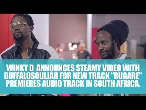 Winky D DiBigman​ anounces steamy video with Buffalo Souljah​ for new track