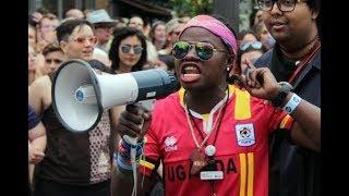 Baixar Black Lives Matter Destroy the Edmonton Pride Parade