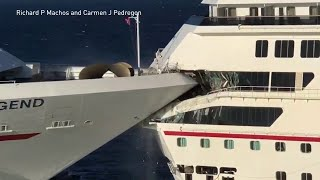 carnival-glory-strikes-carnival-legend-in-cozumel-mexico