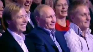 Павел Воля шутка про Путина
