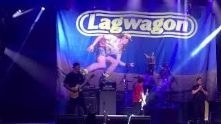 "Lagwagon - Stokin' the Neighbors ""Live"""